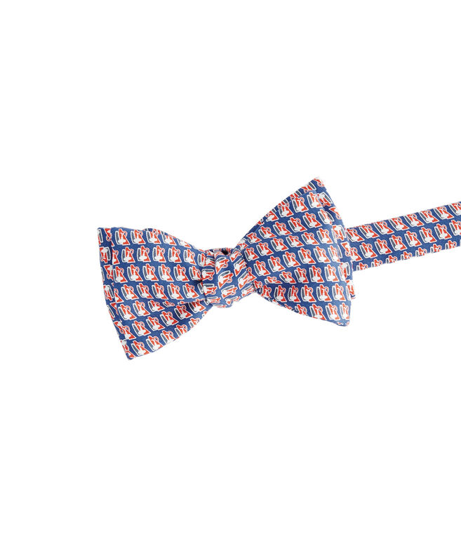 America's Cup Logo Bow Tie