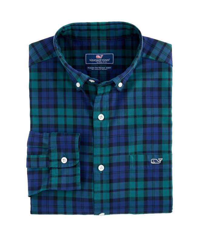 Palmer Hill Classic Tucker Shirt