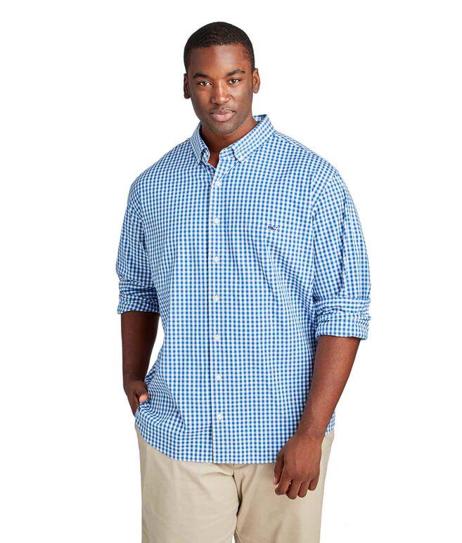 Carleton Gingham Classic Tucker Shirt