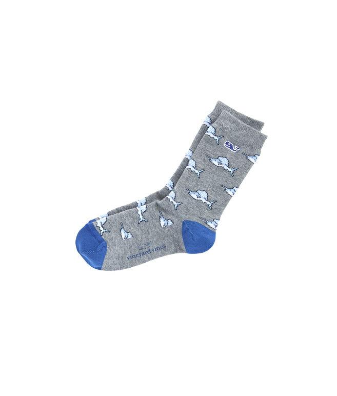 Boys Marlin Icon Socks