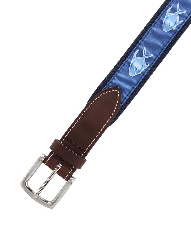 Permit Canvas Club Belt