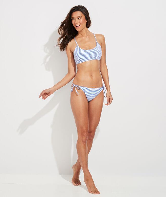 Vintage Stripe Bikini Bottom