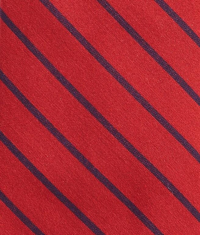Kennedy Pin Stripe Skinny Tie
