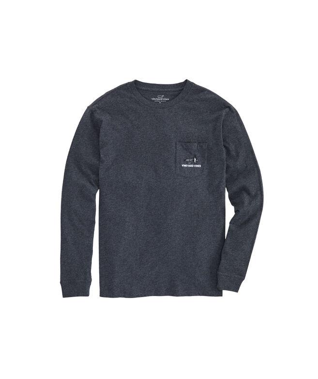 Vineyard Fly Long-Sleeve Pocket T-Shirt