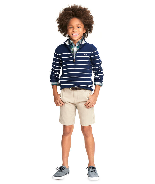Boys Beau Stripe Sweater