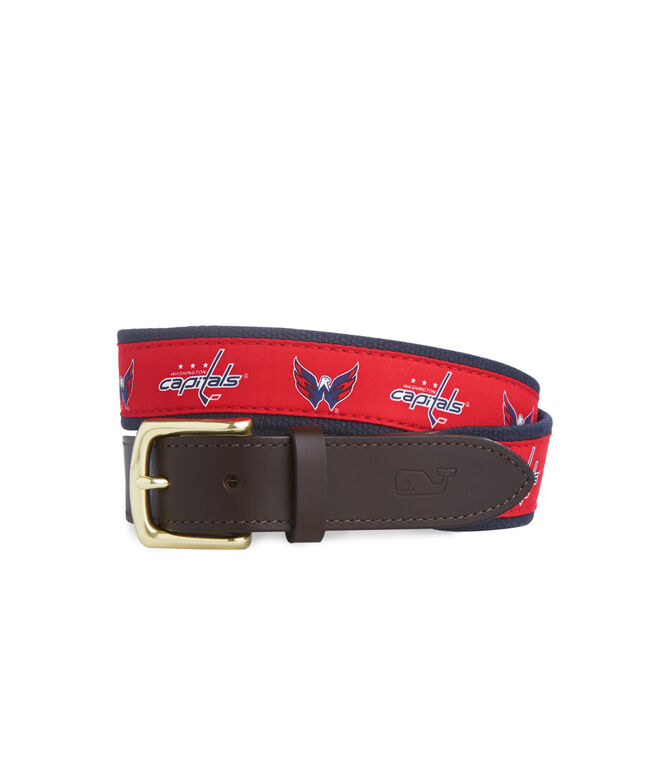Washington Capitals Belt
