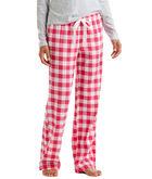 Buffalo Check Flannel Lounge Pants