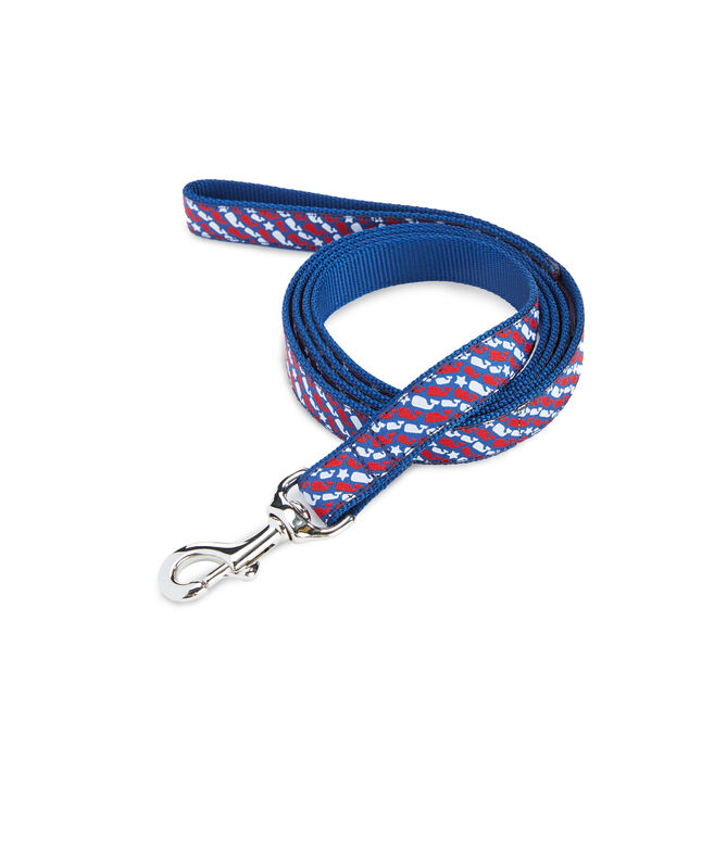 Stars & Whale Dog Leash