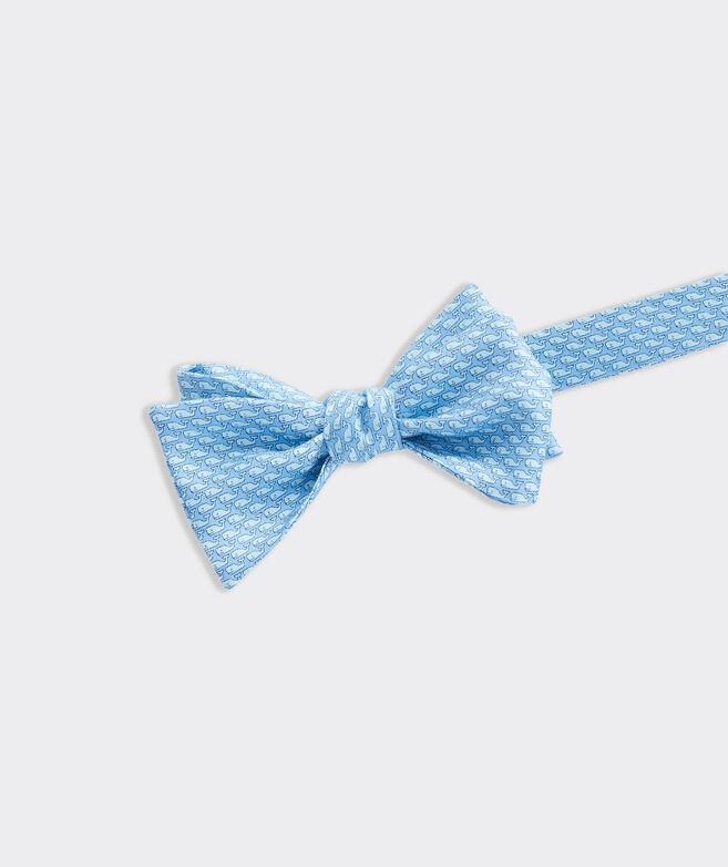 Vineyard Whale Bow Tie
