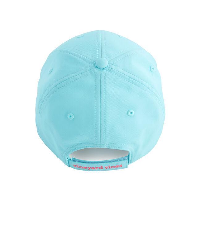 Girls Performance Logo Hat