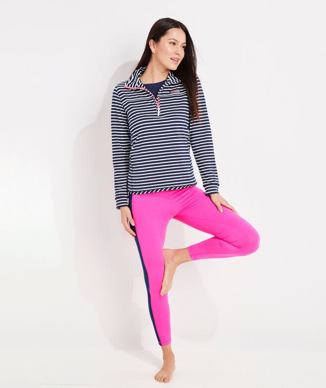Skip Monday Side-Stripe Leggings