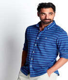 Andros Stripe Slim Longshore Shirt