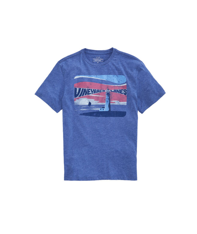Lighthouse Island Short-Sleeve Tee