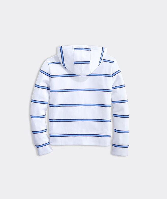 Girls' Longboard Stripe Hoodie