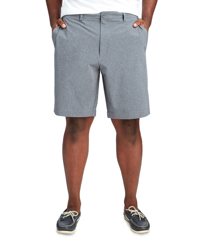 Big & Tall 10 Inch Performance Breaker Shorts