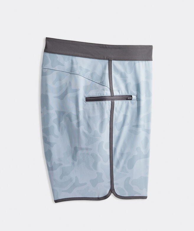 9 Inch Piped Boardshort