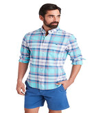 Breakpoint Plaid Slim Tucker Shirt