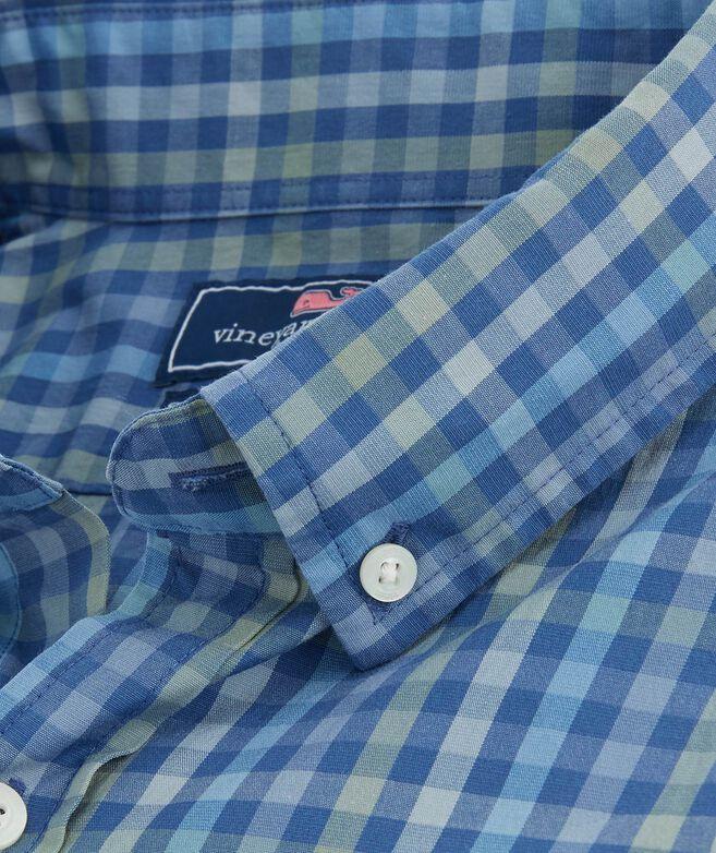 Slim Fit Hawksbill Tattersall Murray Shirt