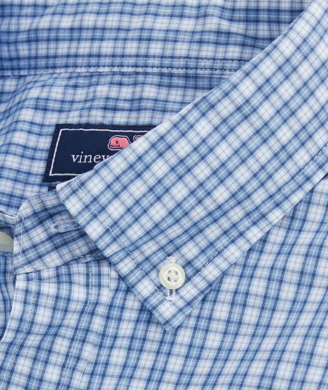 Big & Tall Destin Classic Fit Tucker Shirt