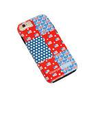 Americana Patchwork iPhone 7 Case
