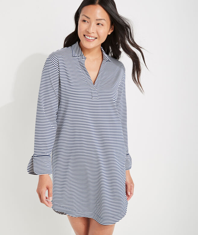 Striped Sankaty Lucaya Dress