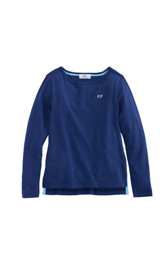 3f25b7f9b7d1 Girls  Long Sleeve Shirts and Graphic Tees at vineyard vines