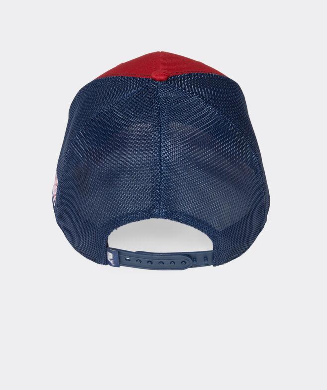 Pitcher Patch Trucker Hat