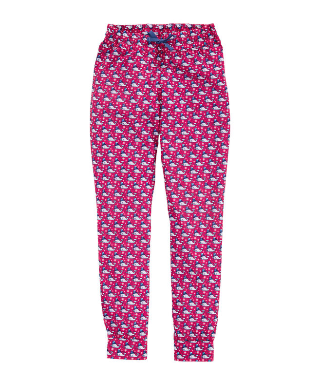 Girls Printed Jogger