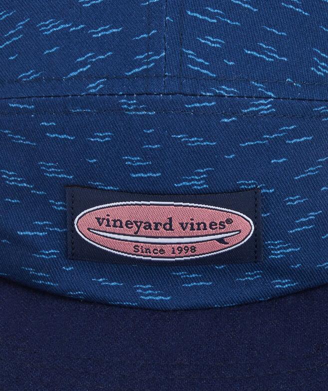 Printed 5-Panel Hat