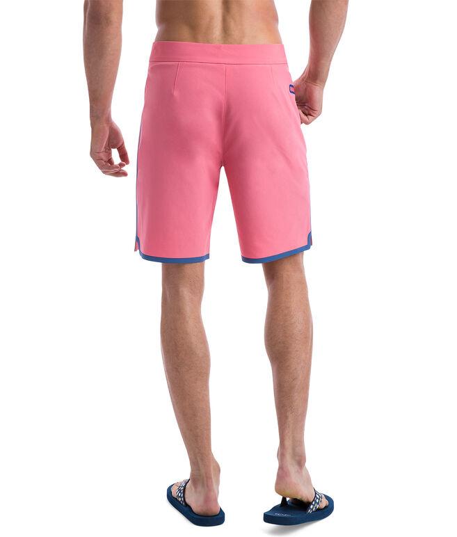 Laser Cut Solid Board Shorts