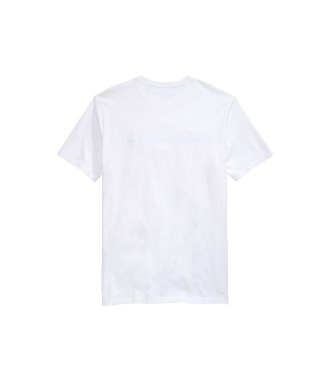 Seattle Mariners 3 Stripe T-Shirt