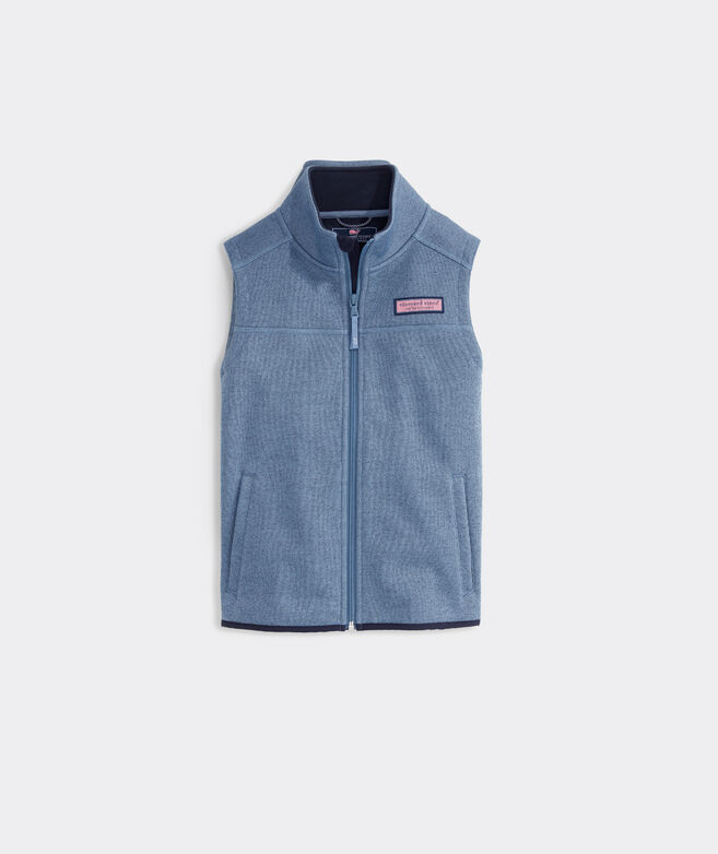Boys' Sweater Fleece Vest
