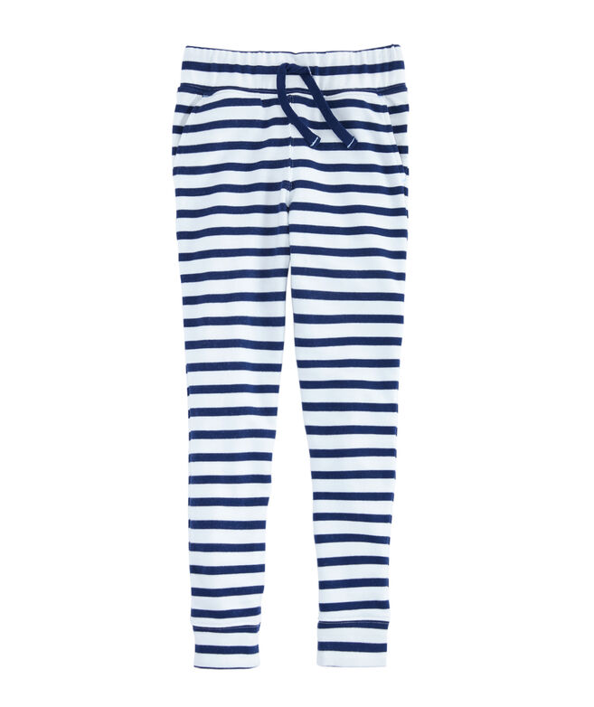 Girls Sandpiper Stripe Joggers