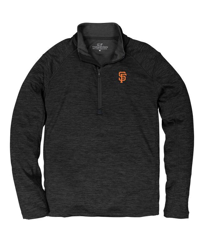 San Francisco Giants Sankaty 1/2-Zip