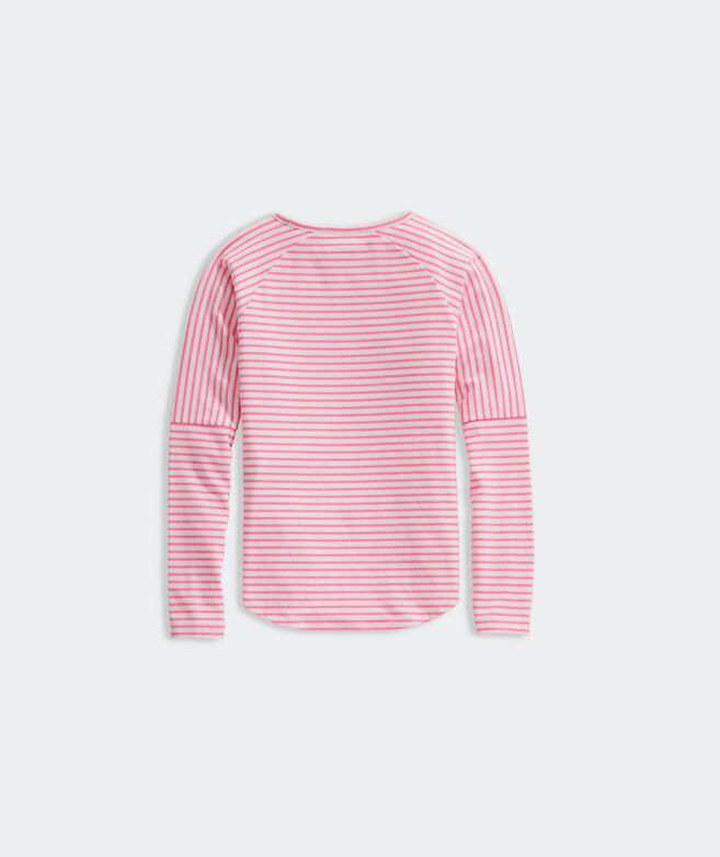 Girls' Edgartown Striped Knit Top