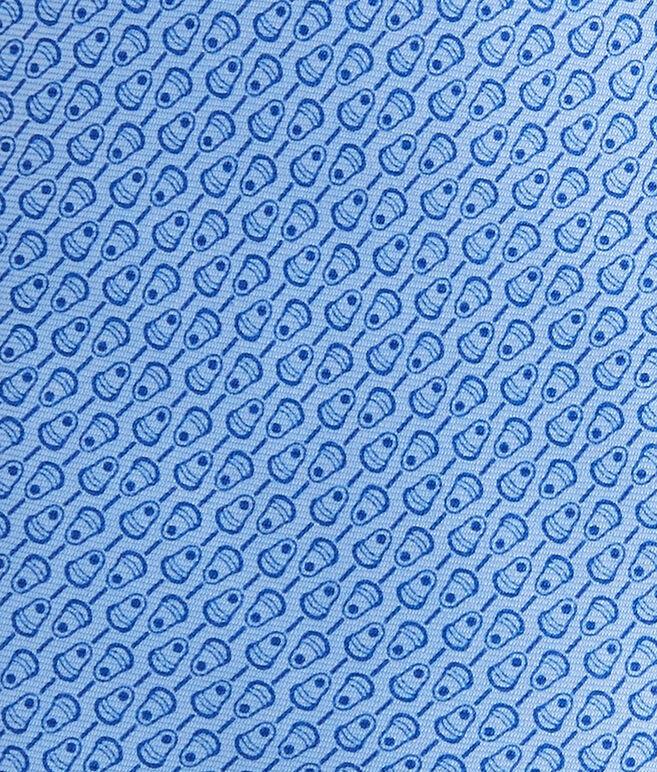 Micro Lax Printed XL Tie