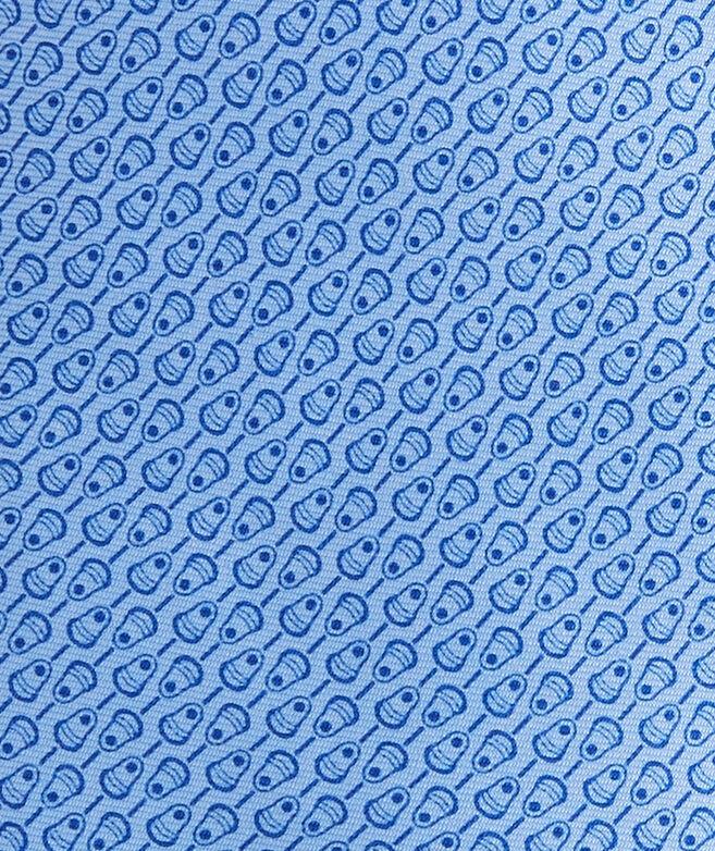 Boys Micro Lax Printed Tie