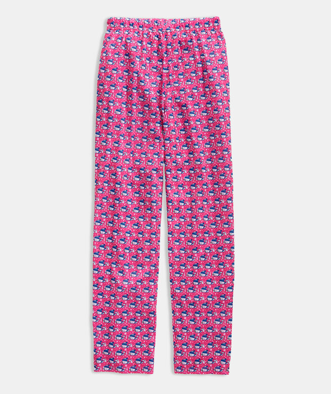 Girls' Printed Lounge Pant