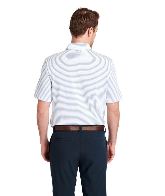 Carmel Open Stripe Polo
