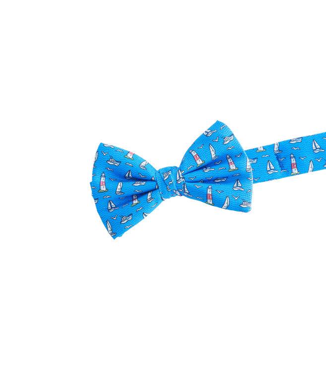 Boys Montauk Printed Bow Tie