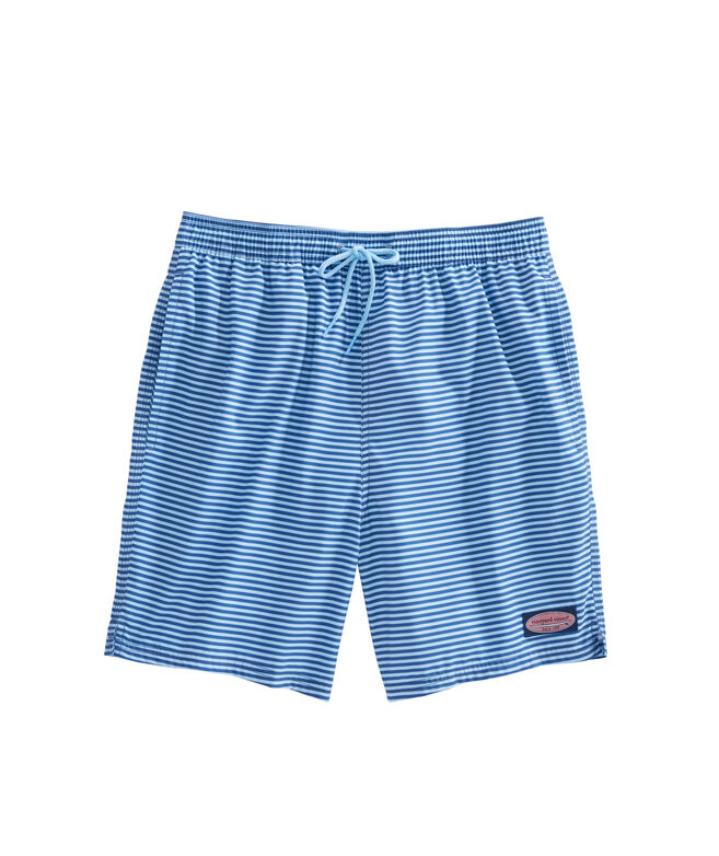 546540b4a0 Shop Stiles Point Stripe Chappy Trunks at vineyard vines