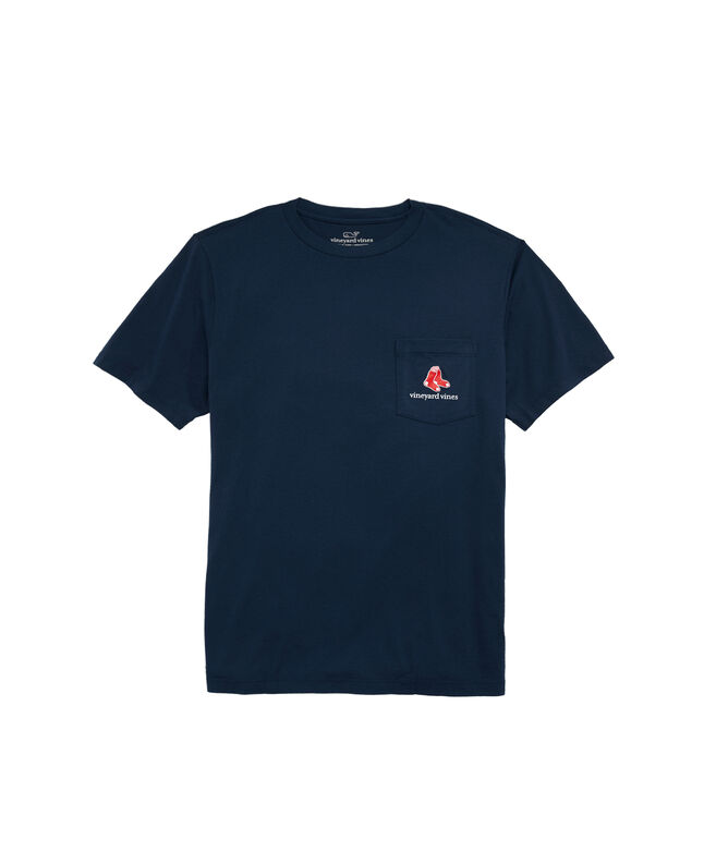 Boston Red Sox Baseball Cap T-Shirt