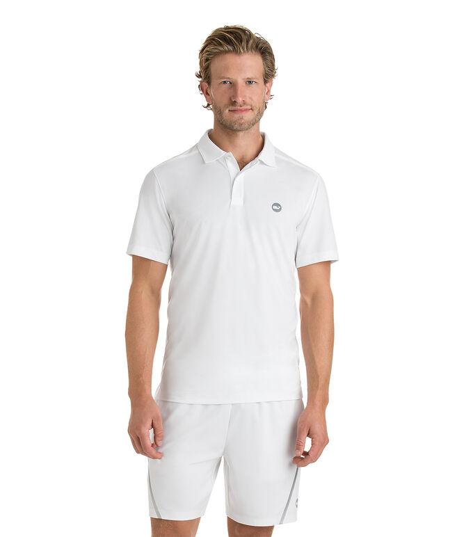 Raglan Tennis Polo