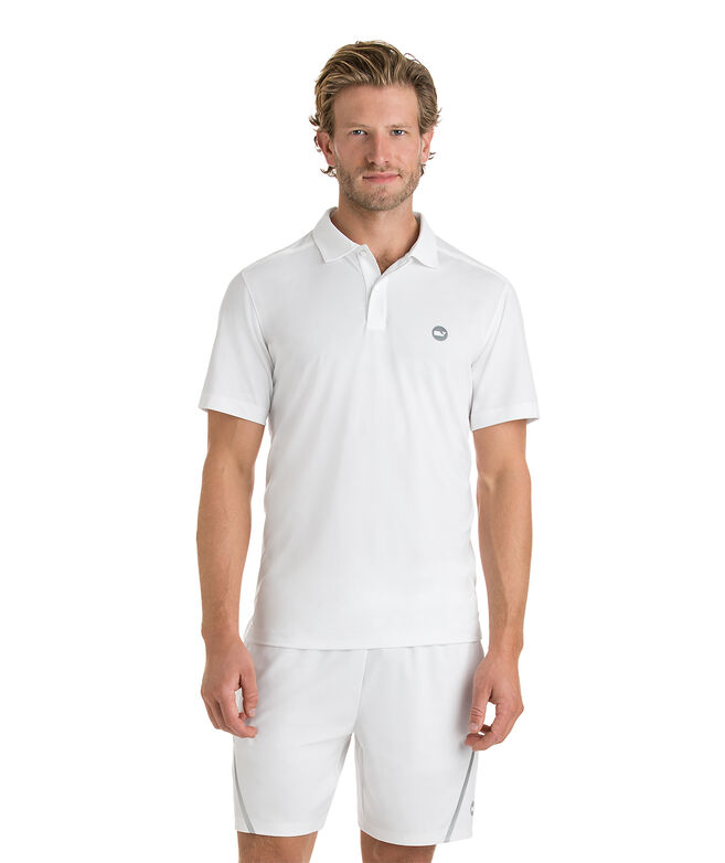 Raglan Tennis Polo