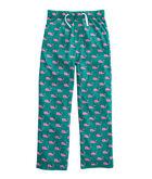 Boys Candy Cane Lounge Pants
