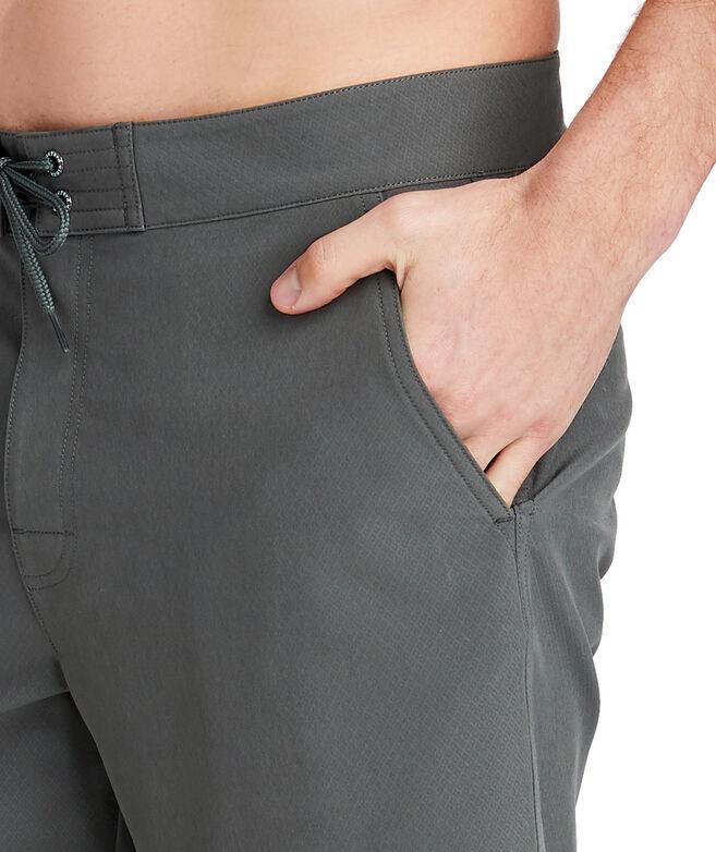 Solid Stretch Board Shorts