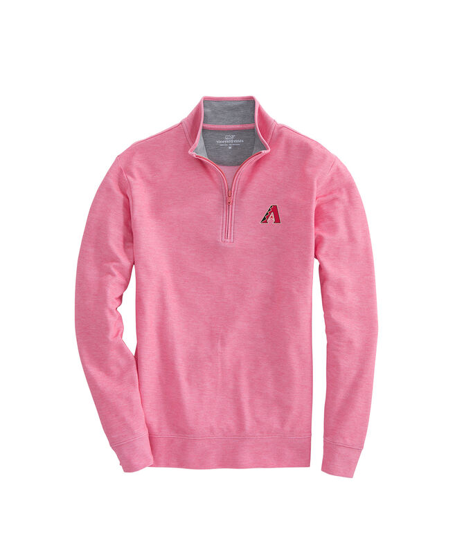 Arizona Diamondbacks Saltwater 1/4-Zip
