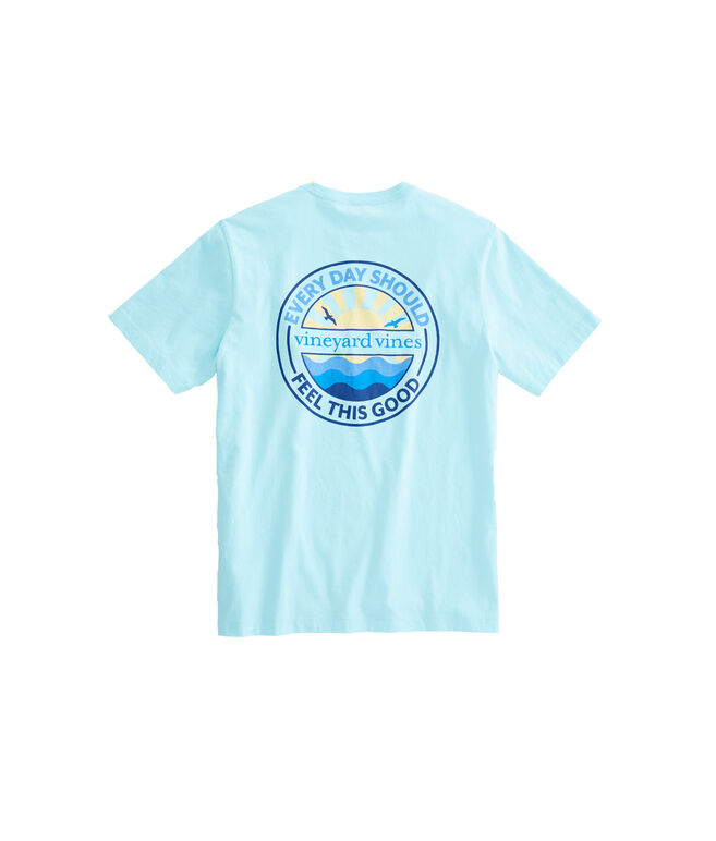 Spring Break Pocket T-Shirt