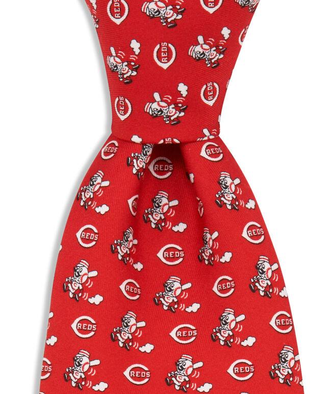 Cincinnati Reds Tie by Vineyard Vines