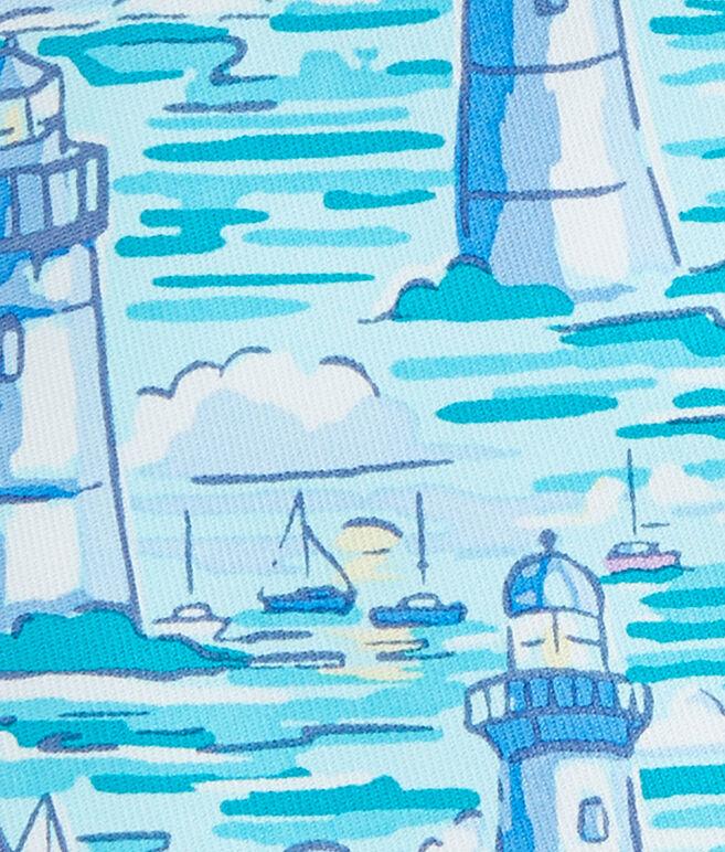 Lighthouses Tie